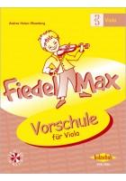 Fiedel-Max Vorschule Viola (mit CD)