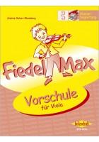 Fiedel-Max Vorschule Viola - Klavierbegleitung
