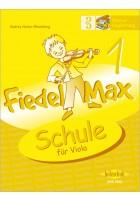 Fiedel-Max 1 Viola - Klavierbegleitung