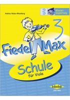 Fiedel-Max 3 Viola - Klavierbegleitung