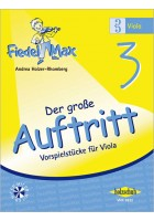 Der große Auftritt 3 Viola (mit CD)
