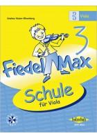 Fiedel-Max 3 Viola (mit CD)
