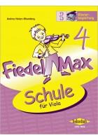 Fiedel-Max 4 Viola - Klavierbegleitung