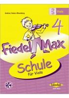 Fiedel-Max 4 Viola (mit CD)