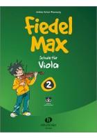 Fiedel-Max 2 Viola (mit CD)