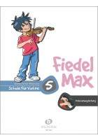 Fiedel-Max 5 Violine - Klavierbegleitung