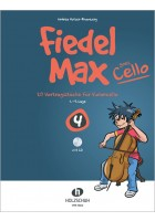 Fiedel-Max goes Cello 4 (mit CD)