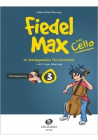 Fiedel-Max goes Cello 3 - Klavierbegleitung