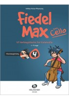 Fiedel-Max goes Cello 4 - Klavierbegleitung