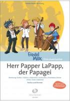 Herr Papper LaPapp, der Papagei