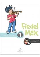 Fiedel-Max 1 Violine - Klavierbegleitung (mit CD)