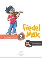 Fiedel-Max 2 Violine - Klavierbegleitung (mit CD)