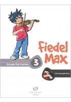 Fiedel-Max 3 Violine - Klavierbegleitung (mit CD)