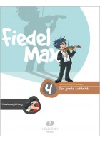 Fiedel-Max  - Der große Auftritt, Band 4