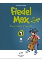 Fiedel-Max goes Cello 1 (mit CD)