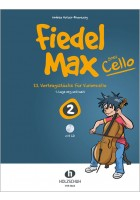 Fiedel-Max goes Cello 2 (mit CD)