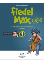 Fiedel-Max goes Cello 1 - Klavierbegleitung